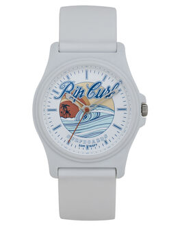WHITE WOMENS ACCESSORIES RIP CURL WATCHES - A3189G1000