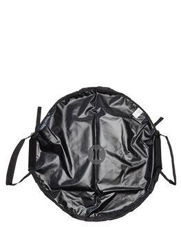 BLACK MENS ACCESSORIES HURLEY BAGS + BACKPACKS - HU0024010