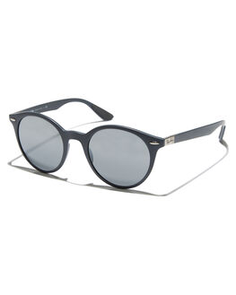 MATTE DARK GREY MENS ACCESSORIES RAY-BAN SUNGLASSES - 0RB4296MTGRY
