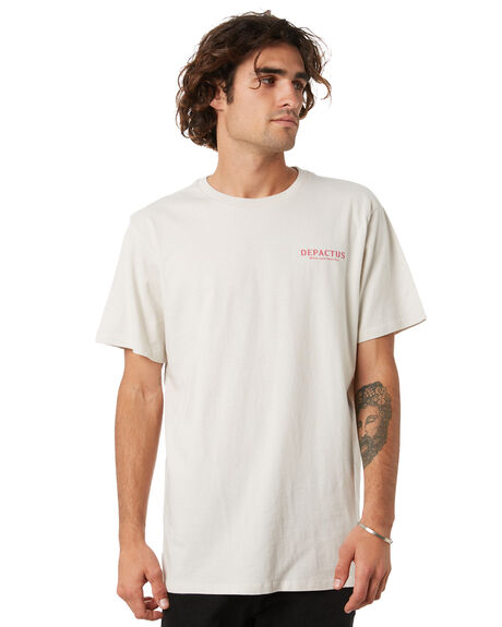 OFF WHITE MENS CLOTHING DEPACTUS TEES - D5222004OFWHT