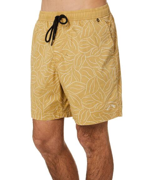 OCHRE MENS CLOTHING STAY BOARDSHORTS - SBO-20305OCH