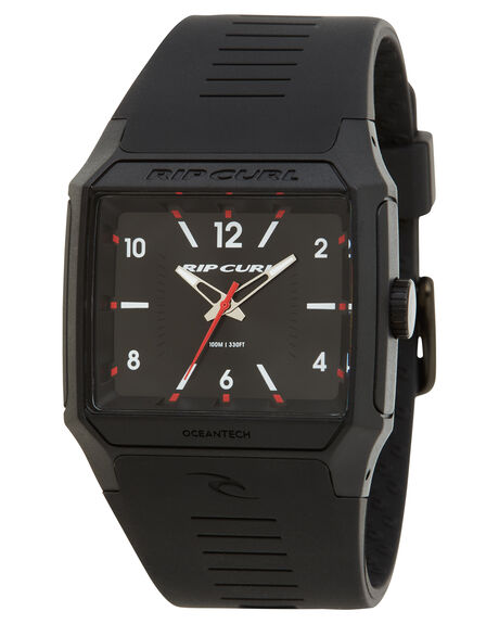 BLACK MENS ACCESSORIES RIP CURL WATCHES - A30380090