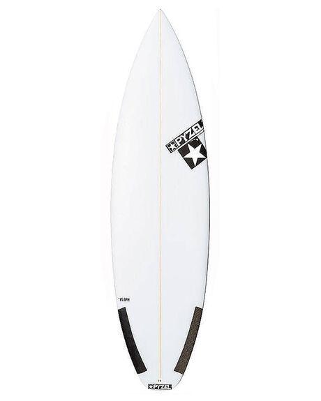 CLEAR BOARDSPORTS SURF PYZEL PERFORMANCE - PYTHEFLASHCLR