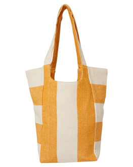 MUSTARD STRIPE WOMENS ACCESSORIES SWELL BAGS + BACKPACKS - S82021583MUSST