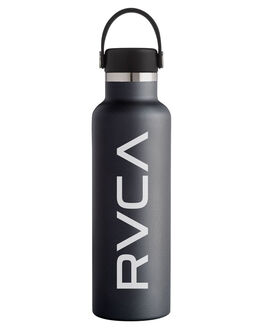 BLACK MENS ACCESSORIES RVCA DRINKWARE - RV-R182605-BLK