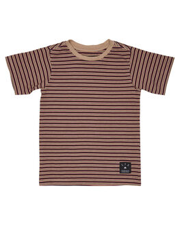MULTI COLOUR KIDS BOYS ST GOLIATH TOPS - 28330025MULT