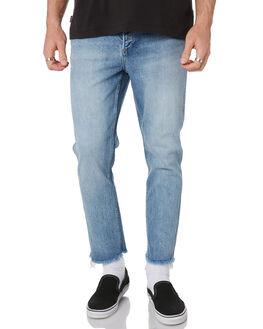 10 YEARS INDIGO MENS CLOTHING WRANGLER JEANS - W-901609-LR610YIN