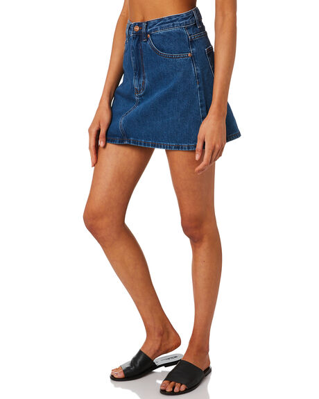 JET BAHAMA BLUE WOMENS CLOTHING INSIGHT SKIRTS - 5000003444BLU