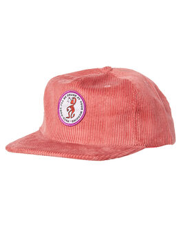 PINK MENS ACCESSORIES PASS PORT HEADWEAR - DAYWCAPPNK