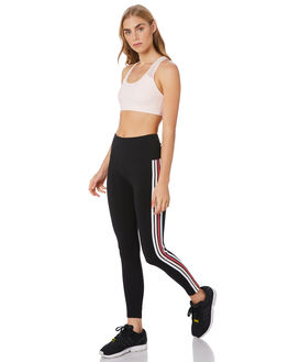 BLACK WOMENS CLOTHING LORNA JANE ACTIVEWEAR - 091904BLK