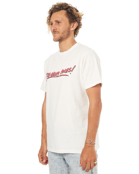 WHITE MENS CLOTHING INSIGHT TEES - 5000000298WHT