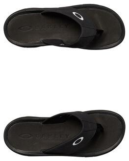 BLACKOUT MENS FOOTWEAR OAKLEY THONGS - 1503002E