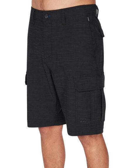 BLACK MENS CLOTHING BILLABONG SHORTS - BB-9591721-BLK