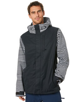 BLACK STRIPE BOARDSPORTS SNOW VOLCOM MENS - G0452010BKS