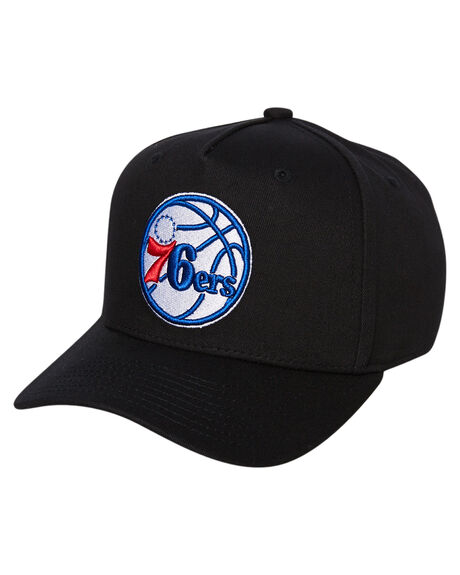 76ERS BLACK KIDS BOYS OUTERSTUFF HEADWEAR - 7K2BOBA4KBLK