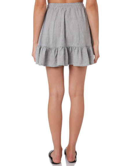 STRIPE WOMENS CLOTHING SWELL SKIRTS - S8201471STRIPE