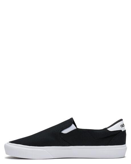 BLACK WHITE MENS FOOTWEAR ADIDAS SNEAKERS - FY4551CBLK