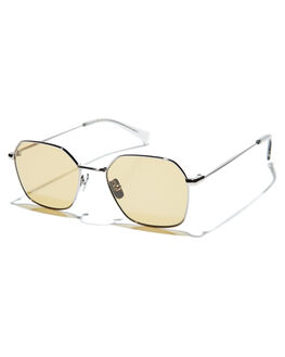 GUNMETAL FOG CRYSTAL MENS ACCESSORIES RAEN SUNGLASSES - 100U181VAR-S152-50