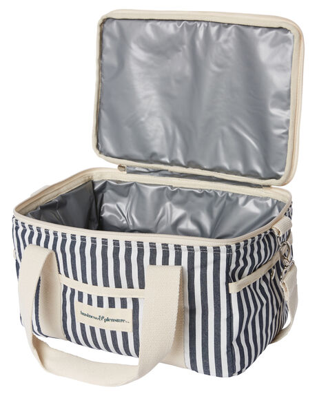 LAURENS NAVY STRIPE WOMENS ACCESSORIES BUSINESS AND PLEASURE CO BAGS + BACKPACKS - BPA-COO-LAU-NVY