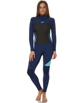 BLUE PRINT SURF WETSUITS ROXY STEAMERS - ERJW103010BLUPT
