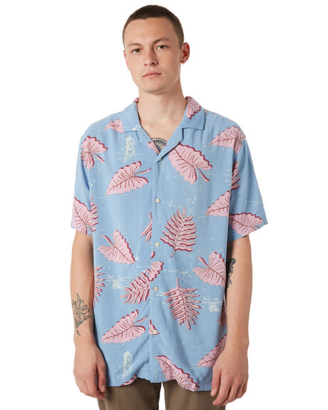 BLUE MENS CLOTHING INSIGHT SHIRTS - 5000001857BLUE