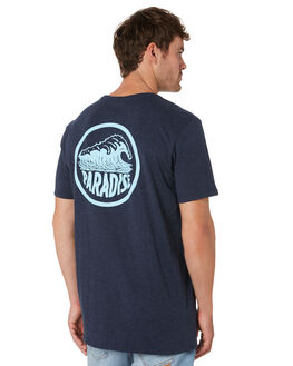 NAVY MARLE MENS CLOTHING SWELL TEES - S52011024NVYMA