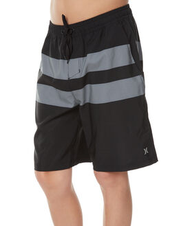 BLACK KIDS BOYS HURLEY BOARDSHORTS - ABBSBBV00A