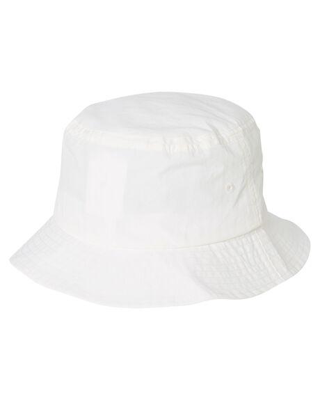 WHITE MENS ACCESSORIES BARNEY COOLS HEADWEAR - 916-PE5WHT
