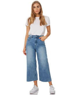 FOOTLOOSE WOMENS CLOTHING LEE JEANS - L-656630-KY8