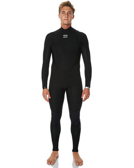 BLACK SURF WETSUITS BILLABONG STEAMERS - 9773818BLK