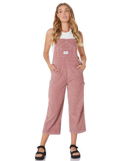 ROSE WOMENS CLOTHING STUSSY PLAYSUITS + OVERALLS - ST105603ROSE
