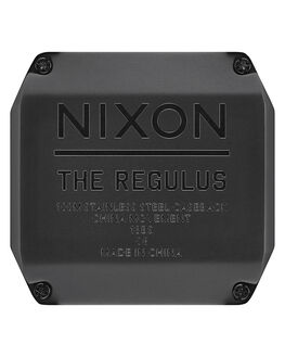ALL GUNMETAL MENS ACCESSORIES NIXON WATCHES - A1180632