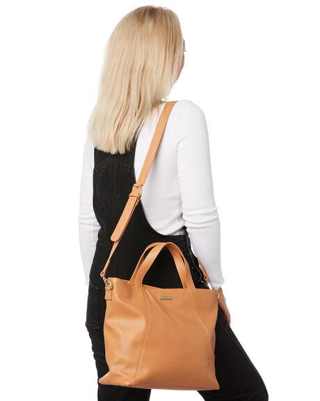TAN WOMENS ACCESSORIES RUSTY BAGS + BACKPACKS - BFL1038TAN