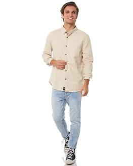 VINTAGE BONE MENS CLOTHING THRILLS SHIRTS - TDP-221AVBON