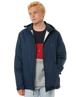 NAVY MENS CLOTHING HUFFER JACKETS - MJA81S321NVY