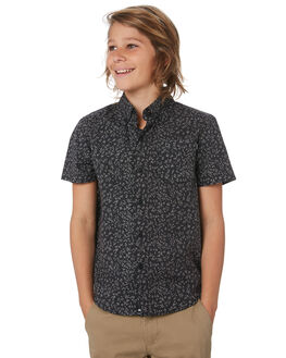 BLACK KIDS BOYS ST GOLIATH TOPS - 2440026BLK