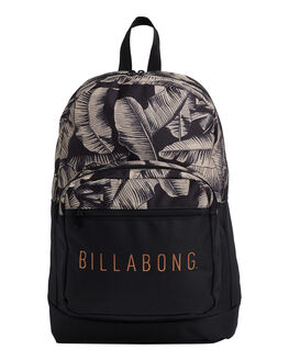 BLACK WOMENS ACCESSORIES BILLABONG BAGS + BACKPACKS - BB-6692008-BLK
