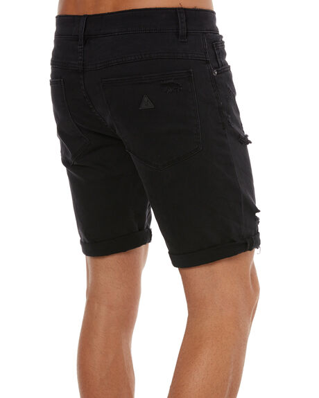 BLACKOUT MENS CLOTHING ABRAND SHORTS - 8085559
