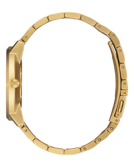 ALL GOLD MENS ACCESSORIES NIXON WATCHES - A1198502