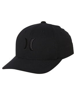BLACK BLACK KIDS BOYS HURLEY HEADWEAR - AO4101014