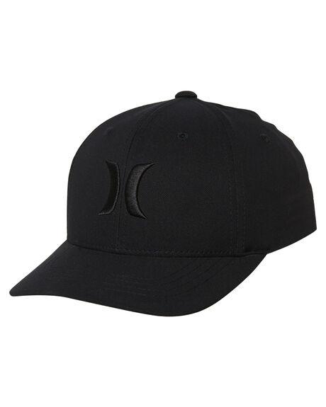 Hurley Boys Dri Fit Oao Snapback Cap - Black Black  f7e7a49acf0
