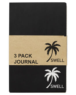 BLACK MENS ACCESSORIES SWELL  - S51621862BLK