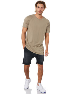 BLACK WASH MENS CLOTHING ZANEROBE SHORTS - 605-TDKBKWSH