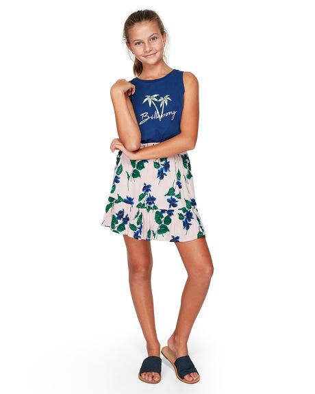 PINK KIDS GIRLS BILLABONG SHORTS + SKIRTS - BB-5592521-PNK