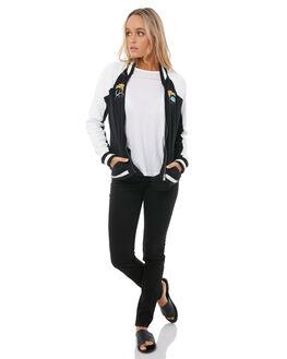 ANTHRACITE WOMENS CLOTHING ROXY JUMPERS - ERJFT03726KVJ0