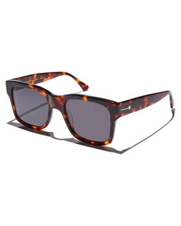 DARK TORTOISE MENS ACCESSORIES CRAP SUNGLASSES - COSMF102GGDTOR