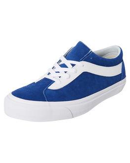 BLUE MENS FOOTWEAR VANS SNEAKERS - VNA3WLPULD