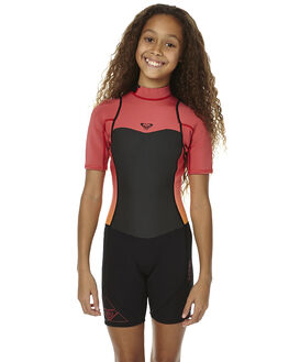 PARADISE PINK SURF WETSUITS ROXY SPRINGSUITS - ERGW503001MLR0