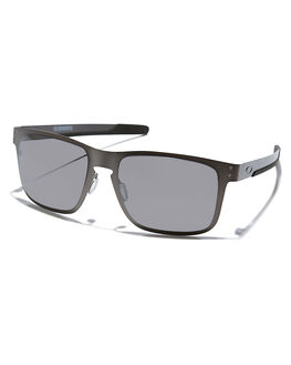 GUNMETAL PRIZM MENS ACCESSORIES OAKLEY SUNGLASSES - 41230655