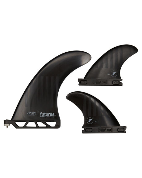 BLACK BOARDSPORTS SURF FUTURE FINS FINS - HP7-011503BLK
